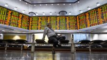 Global stocks rise ahead of US currency report