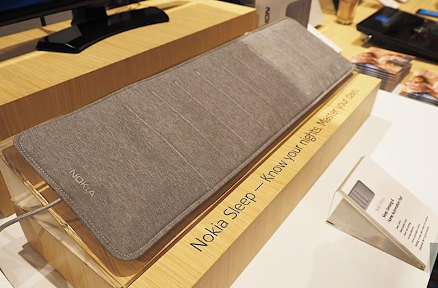 Nokia's sleep sensor controls your smart home
