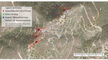 Minera Alamos drills 80.4 metres of 1.05 g/t gold from near surface at Santana project, Sonora, Mexico
