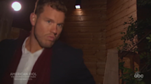 Colton Underwood disappears into the night after 'Bachelor' contestant's dad talks her into leaving