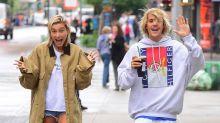 La 'boda' de Justin y Hailey Bieber sigue en suspenso