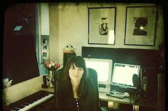 Interview: Olivia Broadfield on Macs, apps and DIY music making