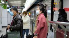 US STOCKS-Wall St hits fresh highs as new coronavirus cases drop