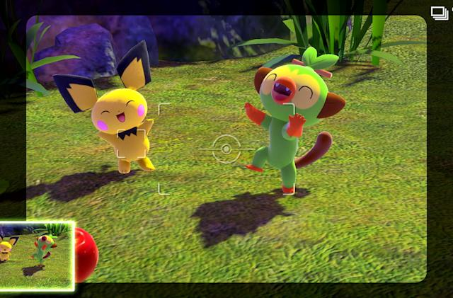 'New Pokémon Snap' hits the Nintendo Switch on April 30