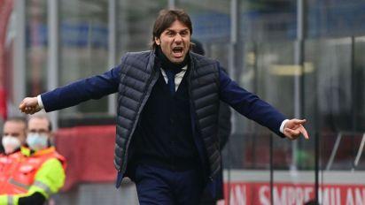 Inter, Conte: 'Futuro? Ho un contratto, vedremo cosa succederà'