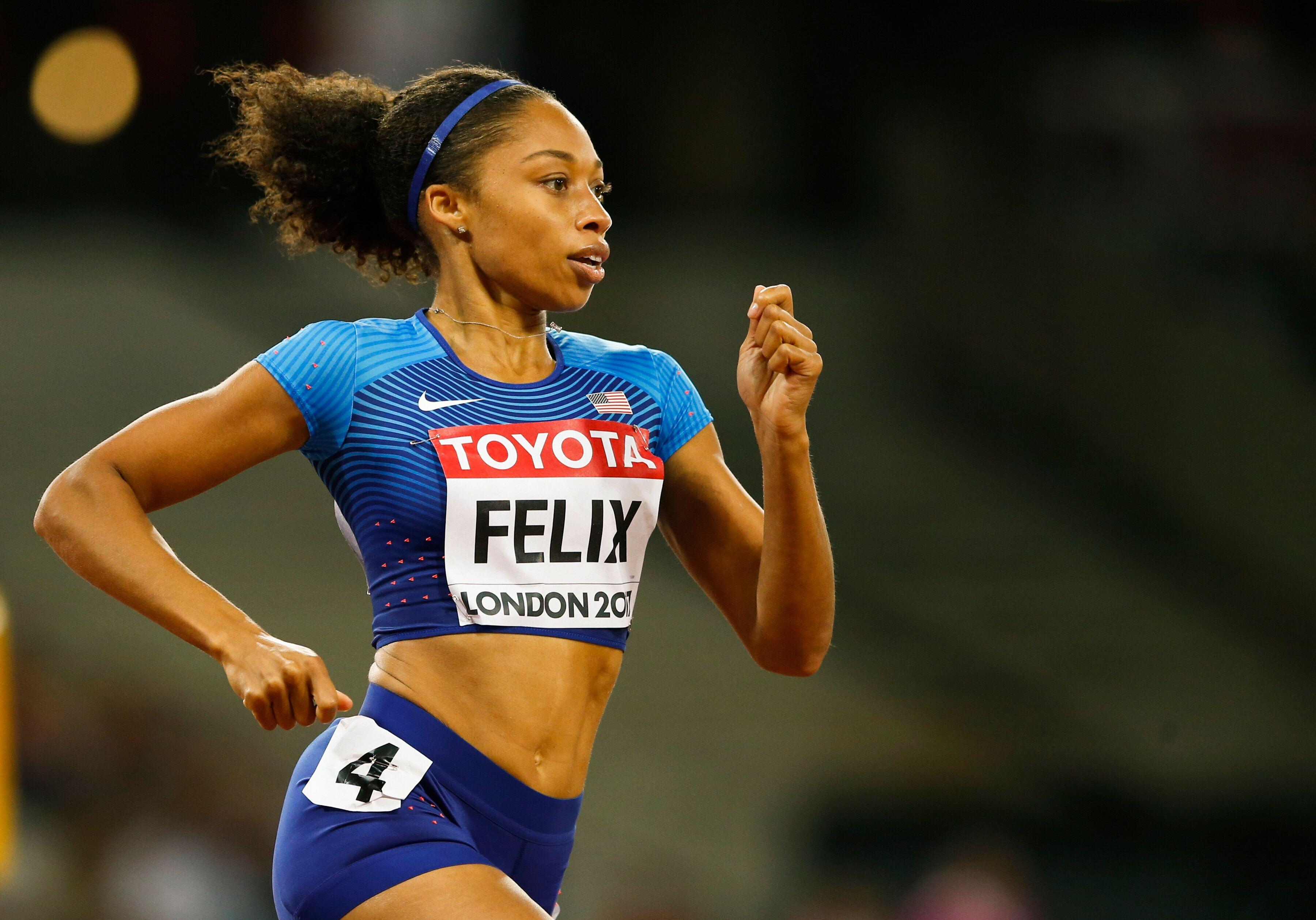 Allyson Felix joins calls for Nike to support pregnant ...