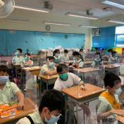 中小學幼稚園恢復面授課堂 有小學做足防疫準備