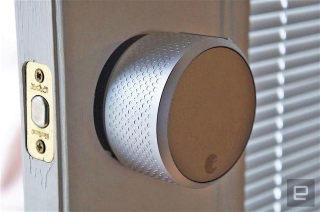Amazon Echo now controls your August Smart Lock