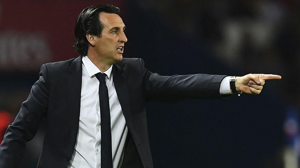 """PSG, Unai Emery : """"Le score est plus important que ce que nous avons fait sur le terrain"""""""