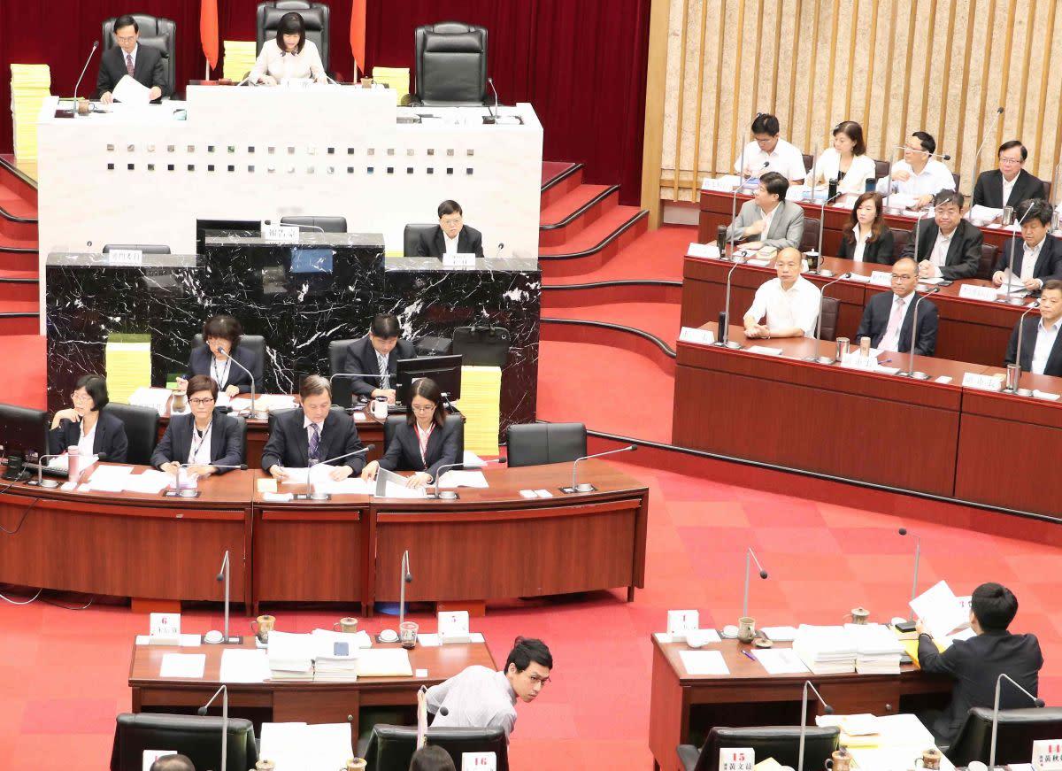 韓國瑜提施政亮點:教育、觀光、交通 - Yahoo奇摩新聞