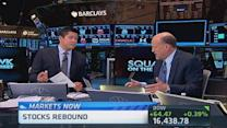 Jim Cramer says 'stick with Bill Miller'