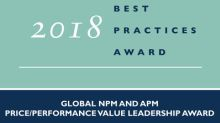 Martello Commended by Frost & Sullivan for Presenting UC Customers in the Network Performance Monitoring and Application Performance Management Market with Exceptional Price/Performance Value