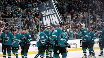 342cefbca05 2019 Stanley Cup Playoffs schedule: Sharks look to keep rolling in Western  Conference Final