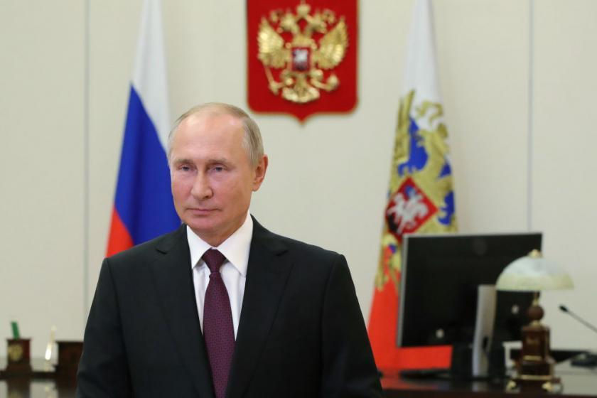 Putin pours cold water on Trump's Hunter Biden hopes