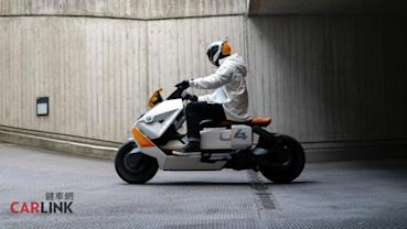 跑山壓彎不可!BMW推都會用充電式電動機車CE 04