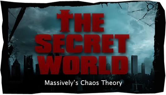 Chaos Theory: An adventure game is you!