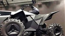 Tesla ATV: Elon Musk says Cyberquad is coming soon but electric motorbike never will