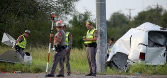 Mindestens zehn Tote bei Verkehrsunfall in Texas