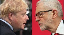 Election debate live: Corbyn and Johnson go head-to-head
