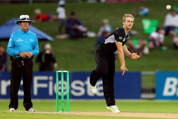 New Zealand v Zimbabwe - 3rd One Day International