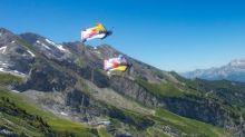 Wingsuit - Wingsuit: la ligne inédite des Soul Flyers à La Clusaz en vidéo