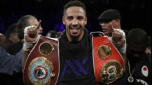 Undefeated boxing champ Andre Ward retires