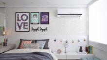 Função e simplicidade: 6 quartos modernos e inspiradores