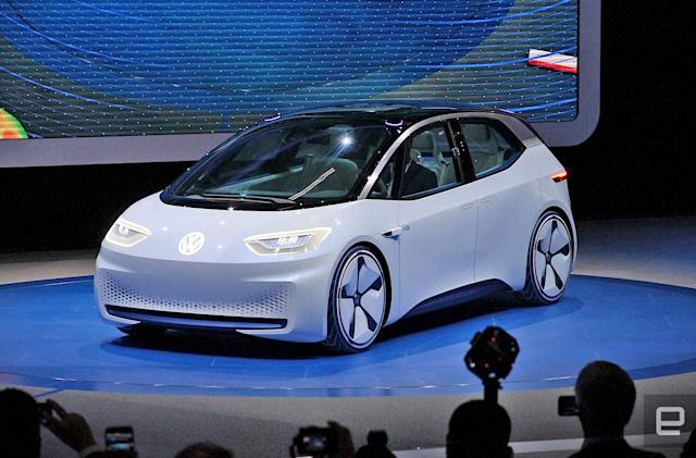 VW and Microsoft team up on cloud services for connected cars