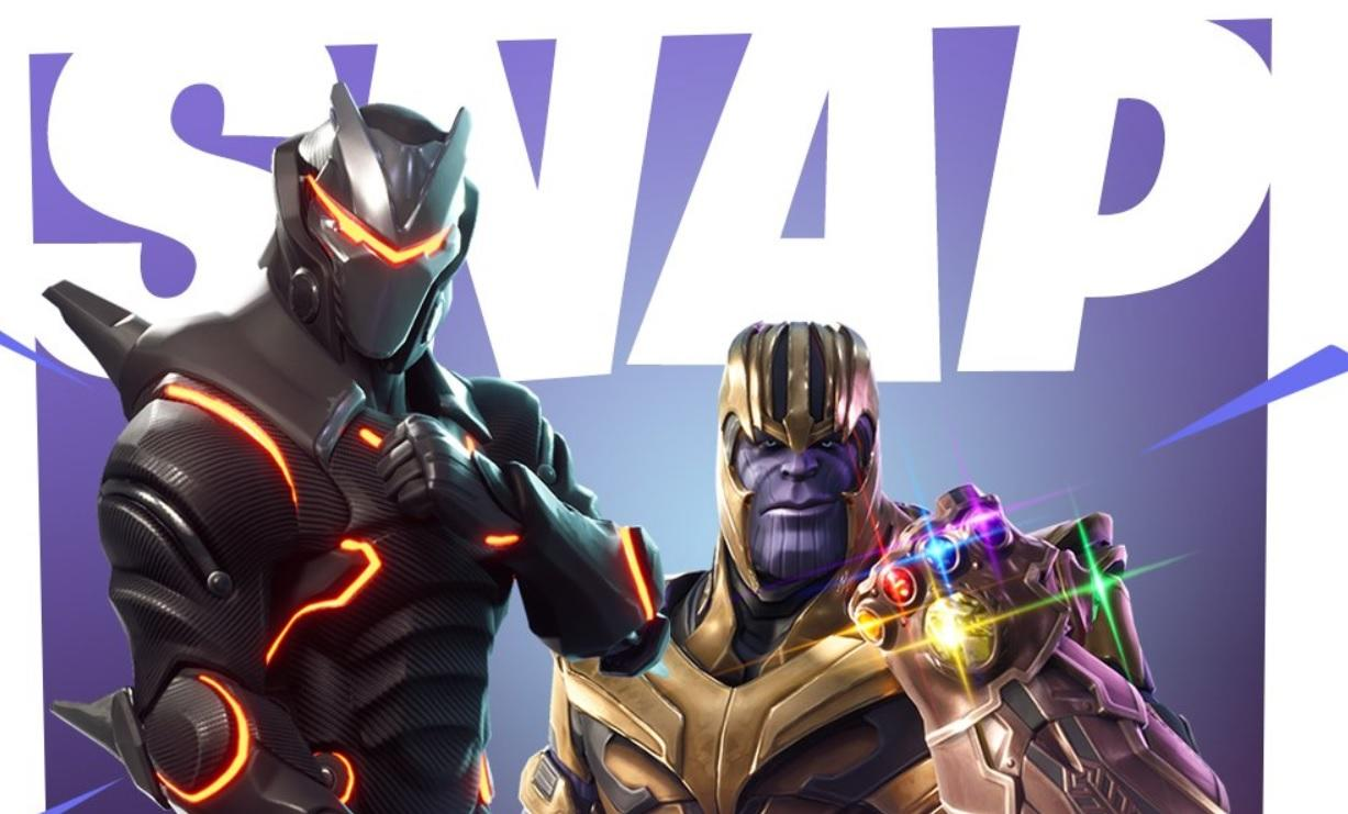 e9b6cbd434 Thanos comes to 'Fortnite' in 'Avengers: Infinity War' crossover event