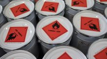 Busted Merger Leaves Paint Boss Cornered