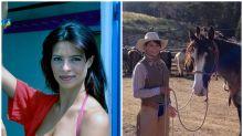 La nueva vida como 'cowgirl' de Natalia Estrada, la presentadora estrella de los 90