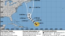 Two tropical storms might form soon. One would be called Wilfred, the other Alpha