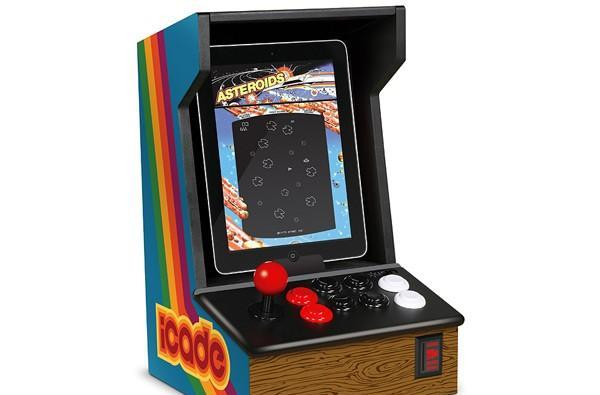iCade arcade cabinet for iPad starts selling at $100, already on backorder