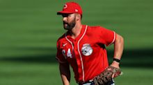 Coronavirus: Reds' Davidson contracts COVID-19 after playing MLB opener