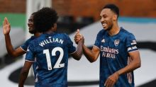 Willian dazzles on his debut as sparkling Arsenal show Fulham no mercy