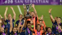 Bronze: Lyon's five Women's Champions League titles in a row will never be repeated