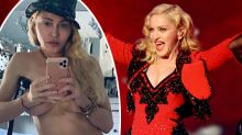 Madonna, 61, shocks fans with X-rated bathroom snap