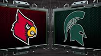 NCAA Tournament Preview: Louisville vs. Michigan State
