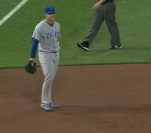 Cubs make Anthony Rizzo the first lefty to play third base in 20 years