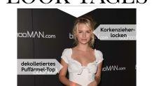 Look des Tages: Lottie Moss in sexy Schwarz-Weiß-Kombi