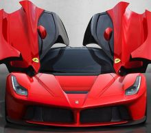 LaFerrari Auctioned Off for $7 Million and Romanian Gymkhana Is Pretty Great: The Evening Rush