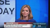 All eyes on Twitter's IPO: $26 per share
