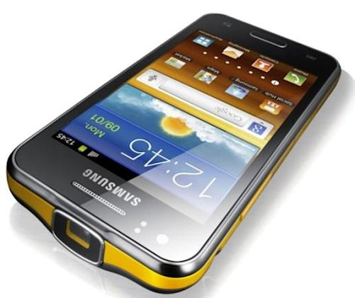 Samsung unveils new Galaxy Beam smartphone / projector combo with dual core CPU
