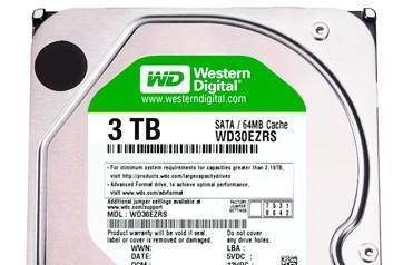 Western Digital ships 3TB Caviar Green 3.5-inch hard drive for $239, 2.5TB for $189