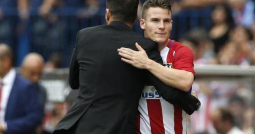 Foot - C1 - Atlético - Atlético Madrid : Gameiro, Griezmann et Lucas Hernandez titulaires contre le Real Madrid