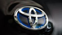 Toyota recalls 2.9 million vehicles because their air bags may not inflate in a crash