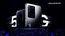 Samsung insiste con el smartphone plegable y lanza el Galaxy Z Flip