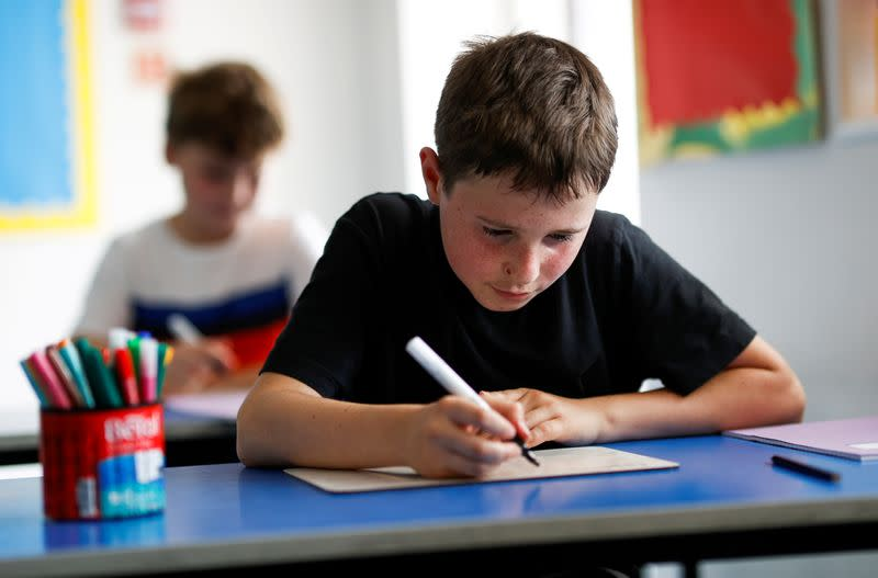 How safe is it for children to return to England's schools?
