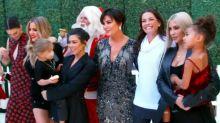The Kardashians celebrate Christmas with Nancy Kerrigan