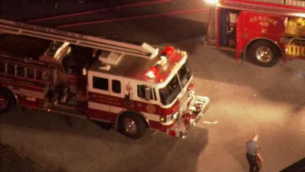 4 firefighters injured in Delco accident